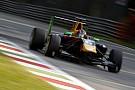 Kvyat blazes to victory in Monza