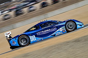 Grand-Am Qualifying report Westbrook leads front-row sweep for Corvette DPs in Monterey