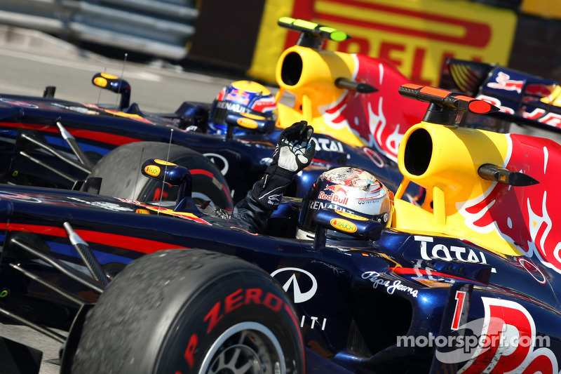 Red Bull to test Pirelli tyres with 2011 car