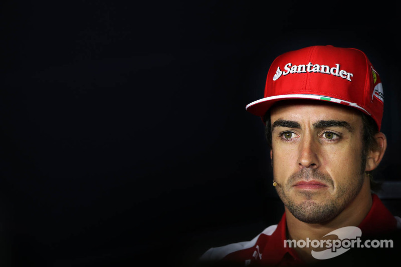 Fernando Alonso speaks out