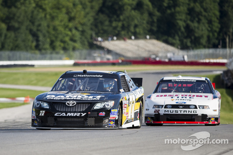 Kligerman looking to bring recent streak of bad luck to a 'grinding' halt at Chicagoland