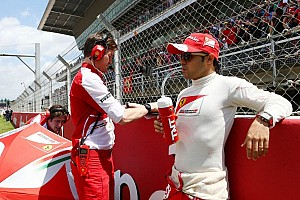 Formula 1 Breaking news Massa's engineer Smedley to also leave Ferrari