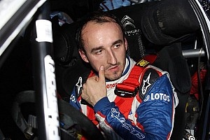 Other rally Breaking news Kubica has massive crash testing for ERC event in Poland - Video