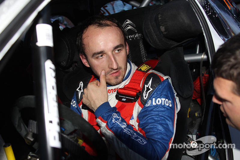 Kubica has massive crash testing for ERC event in Poland - Video