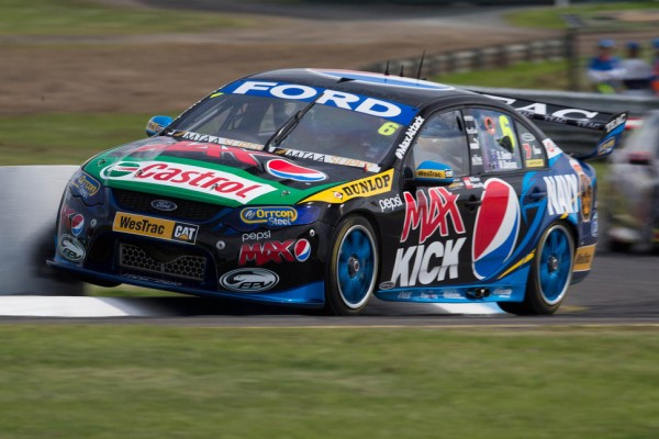 Davison laments pit drama at Sandown 500
