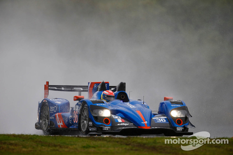 With an ORECA chassis at Hungaroring, the Alpine A450 takes its first victory!