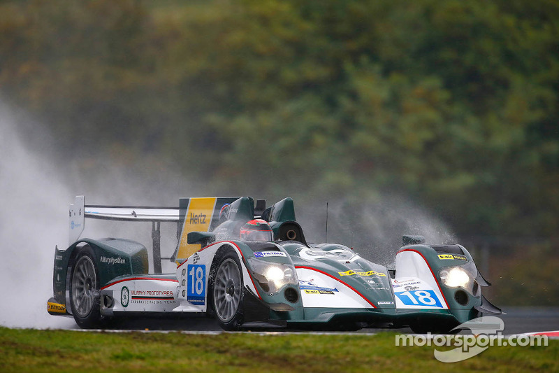 Murphy Prototypes takes second place at Hungaroring