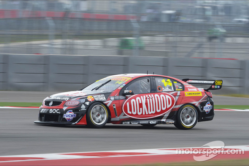 Lockwood racing salvages seventh at Sandown