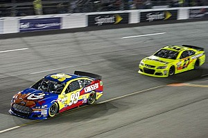 NASCAR Sprint Cup Analysis Change limits subjectivity in enforcement of restart rules