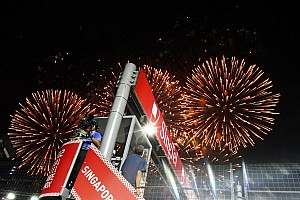 Formula 1 Preview The challenges of the Singapore Grand Prix