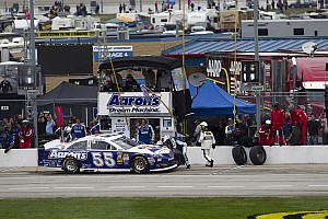 NASCAR Sprint Cup Commentary The cost of changing jobs