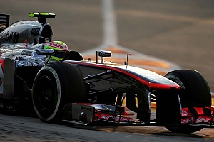 Perez's place at McLaren not safe for 2014
