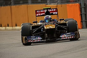 Formula 1 Breaking news Ricciardo thinks he beat Vergne in pressure stakes