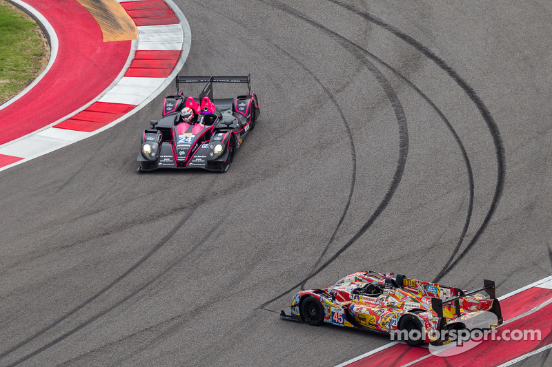 OAK Racing are well placed on the grid for the Circuit of the Americas 6 Hours
