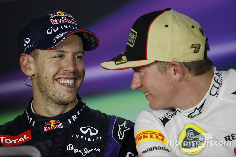 Vettel dominates Singapore GP, Raikkonen third for double Renault-Powered podium