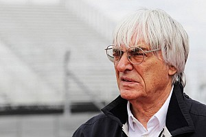 Formula 1 Breaking news 'Two or three teams' in financial strife - Ecclestone