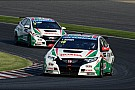 Tiago Monteiro on the podium in Japan!