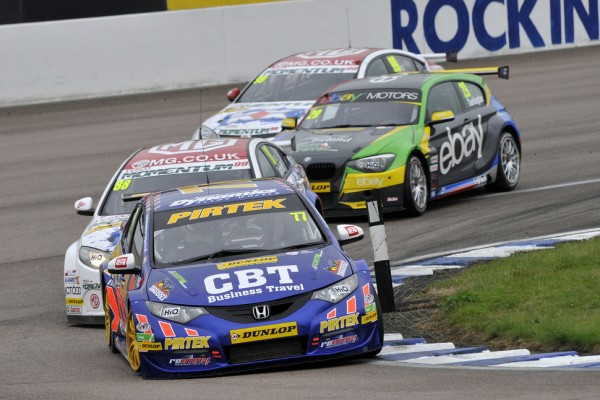 Jordan holds commanding lead heading to Silverstone