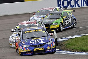 BTCC Preview Jordan holds commanding lead heading to Silverstone