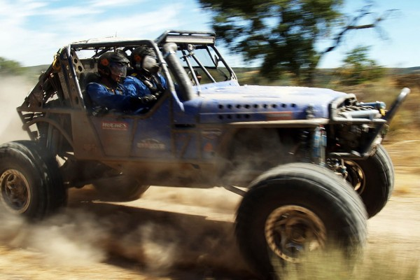 King of Portugal: Ultra4 comes to Europe!