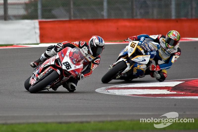 Team SBK Ducati Alstare prepares to travel Stateside for the upcoming Laguna Seca round