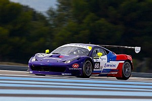European Le Mans Qualifying report Oliver Turvey and Mika Salo on top of Paul Ricard qualifying