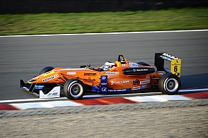 F3 Europe Race report Rosenqvist remains in the race with victory at Zandvoort