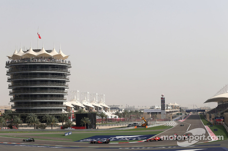 Todt rival Ward could oppose Bahrain Grand Prix