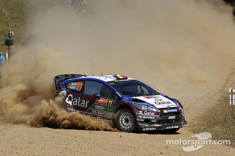 Alsace asphalt awaits Qatar M-Sport