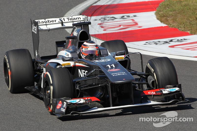 Sauber confirms Ferrari deal for 2014