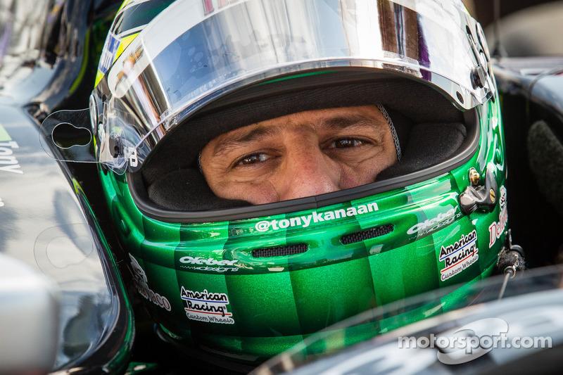 Chip Ganassi Racing Teams sign Tony Kanaan for 2014 IndyCar series season