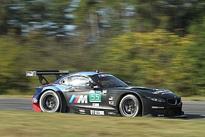 ALMS Qualifying report BMW Team RLL qualifies 1st and 3rd for Oak Tree Grand Prix at VIR