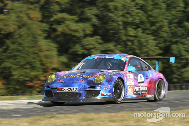 Faulkner claims second straight GTC pole in TRG Porsche 911 GT3 Cup