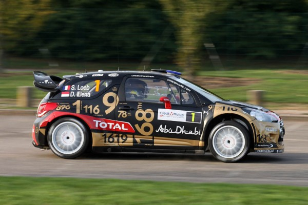 Loeb racks up 900th stage win