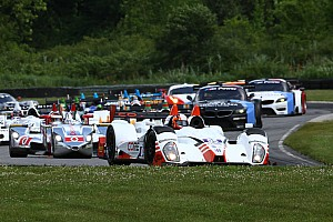 ALMS Race report CORE autosport earns best GT finish and gains ground in PC Championship