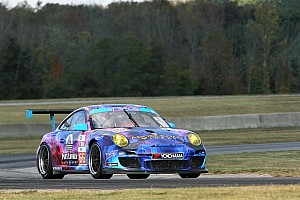 ALMS Race report Paul Miller Racing endures another tough race in the No. 48 Porsche 911 GT3 RSR at VIR
