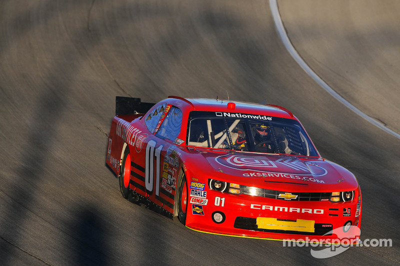 Wallace 31st in Kansas Lottery 300