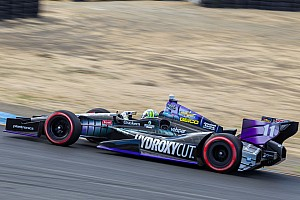 IndyCar Race report Simona de Silvestro finishes 10th in Houston Sunday