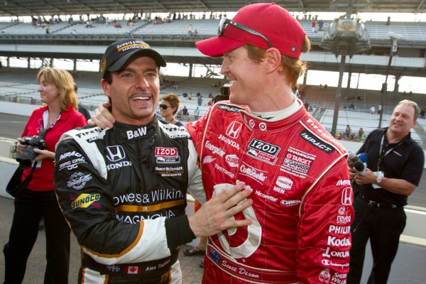 Tagliani will step into the No. 10 CGR Honda at Fontana