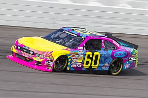 Pastrana and no. 60 team finish 24th at Charlotte