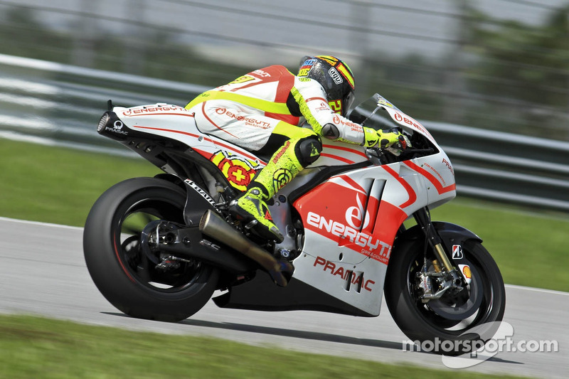 Tenth spot on grid for Iannone in Malaysia