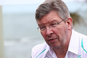Formula 1 Breaking news Brawn issues clear Mercedes quit threat