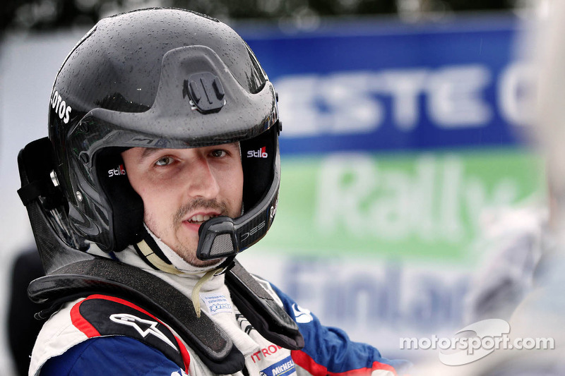 Kubica enters Wales Rally GB