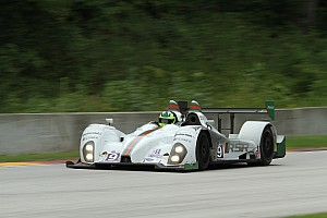 ALMS Preview Menezes to contest Petit Le Mans with RSR racing