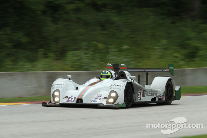 Menezes to contest Petit Le Mans with RSR racing
