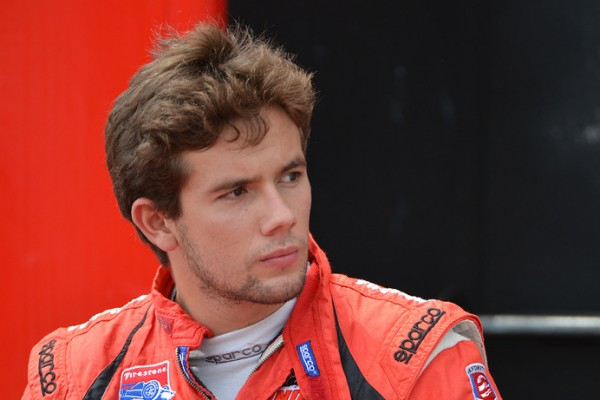 Viso out, Munoz in at Andretti Autosport