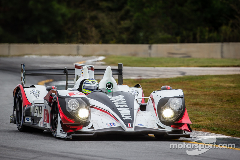 Graf on top in Petit Le Mans warmup in rainy Atlanta