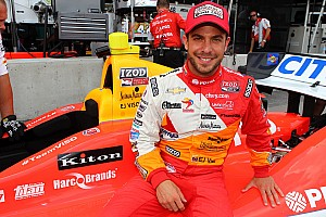 Andretti Autosport statement on E.J. Viso