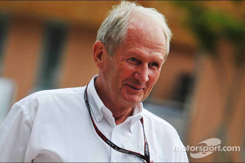 Red Bull's rivals lack consistency - Marko