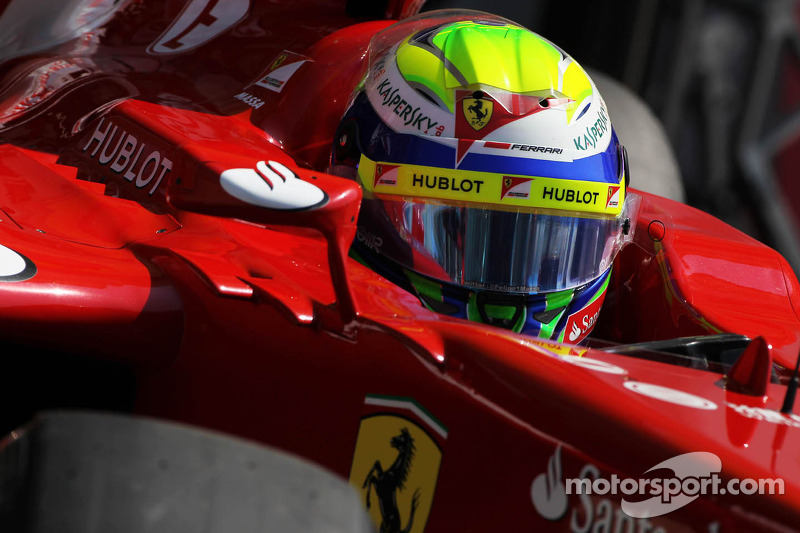 Massa confirms Williams talks